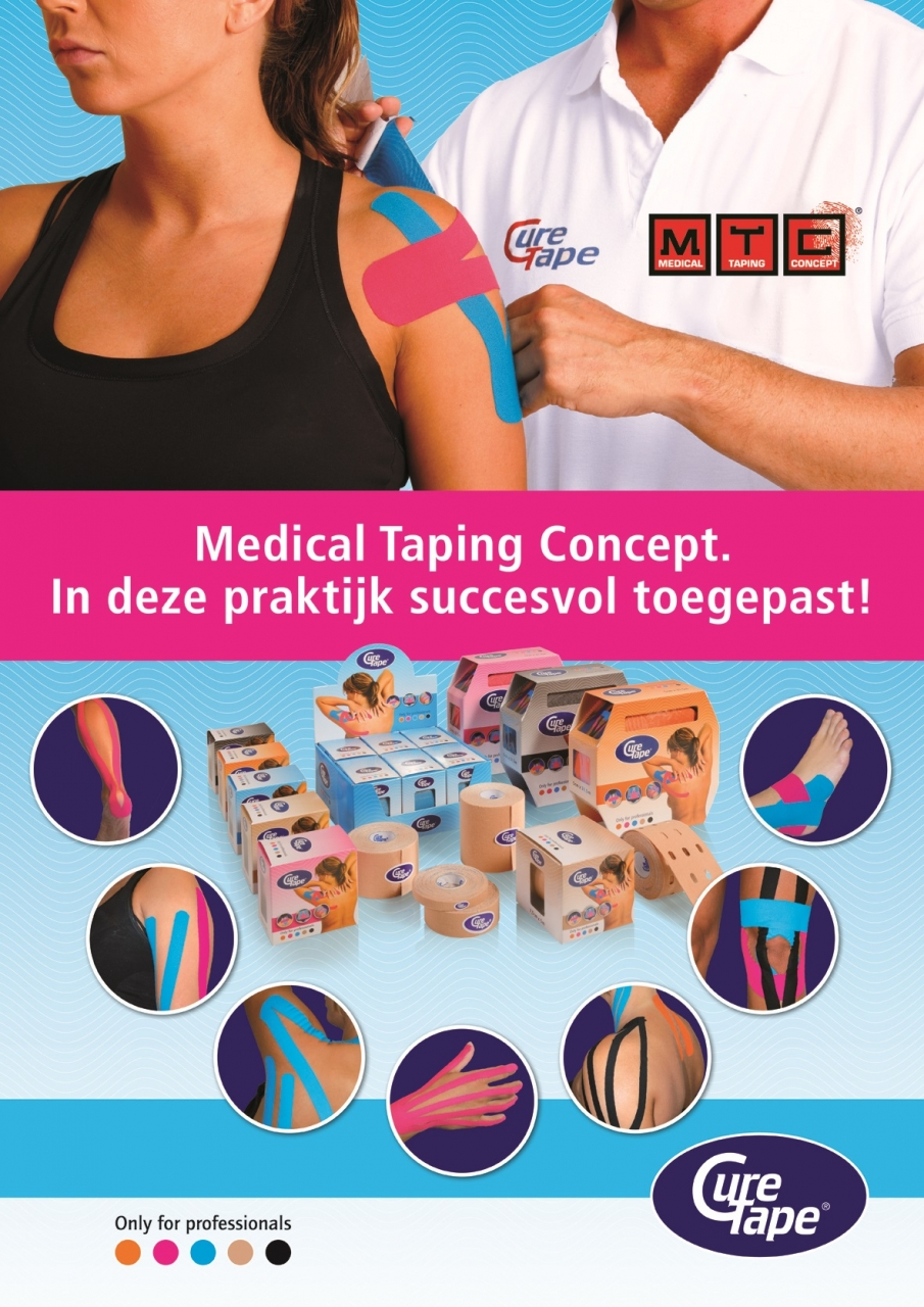 poster-medical-taping-concept
