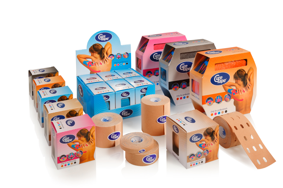 CureTape assortiment