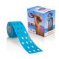 CureTape® Punch 5cm x 5m - Blauw