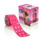 CureTape® Punch 5cm x 5m - Roze