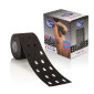 CureTape® Punch 5cm x 5m - Zwart