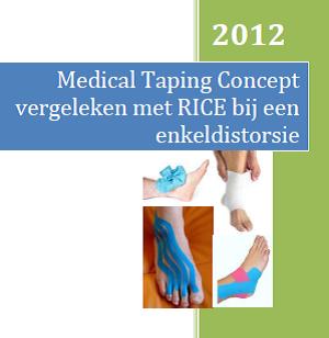 medical-taping-concept-vergeleken-met-rice-bij-een-enkeldistorsie