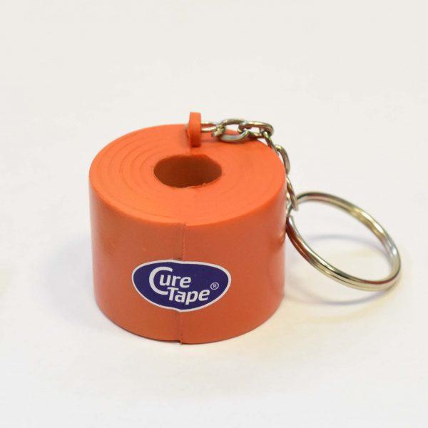 Sleutelhangers Curetape Oranje