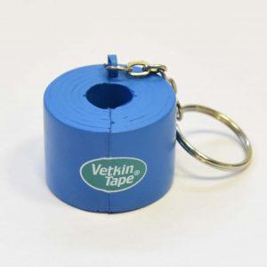 Sleutelhangers Vetkin blauw