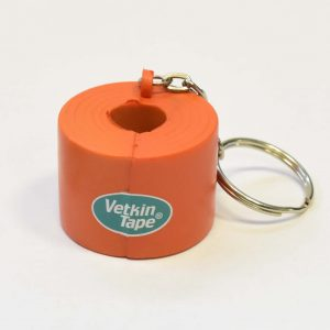 Sleutelhangers Vetkin oranje
