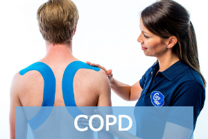 copd medical tape