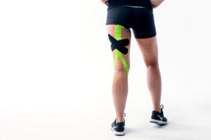 CureTape Sports - Lime-Zwart