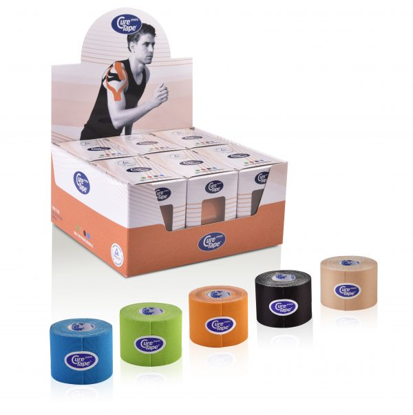 curetape sports assortiment