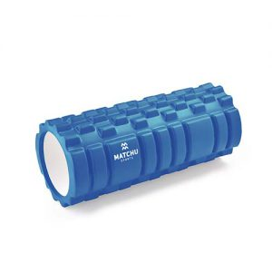 Foam roller blauw