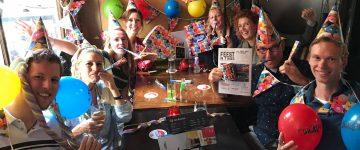 FysioTape partybox-actie winaar Fysiotherapie Smit uit Goor