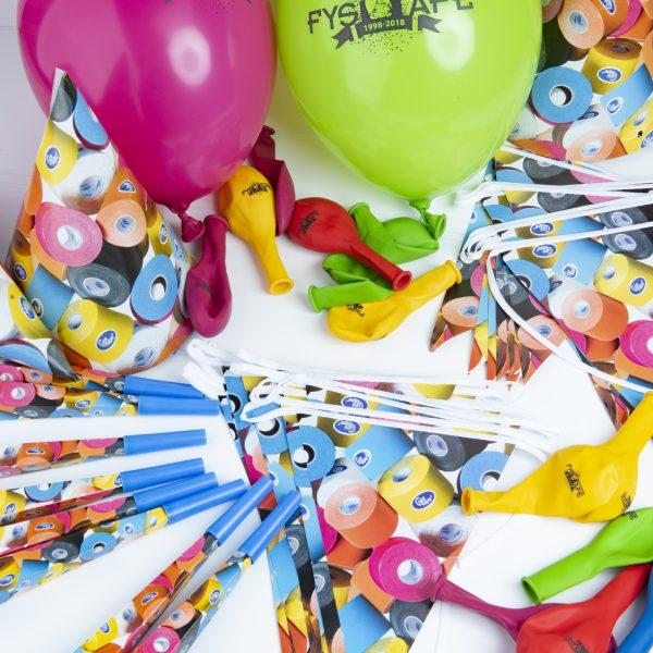 Afbeelding van CureTape® Party pakket