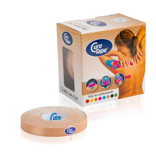CureTape Classic 1cm x 5m Beige