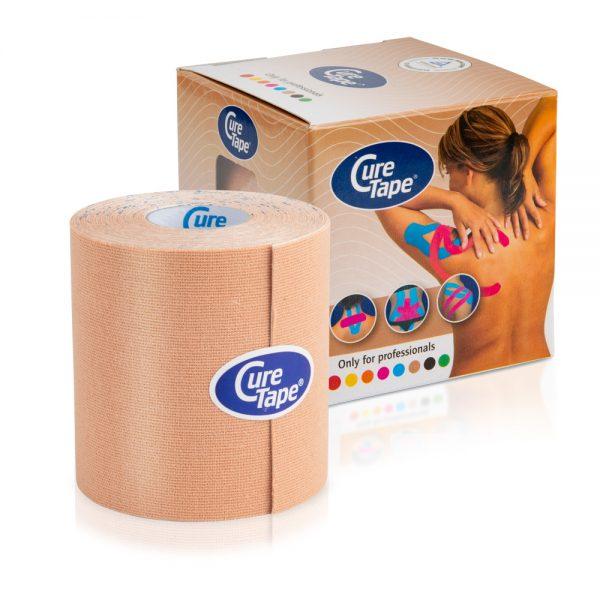 CureTape Classic 7,5cm x 5m Beige