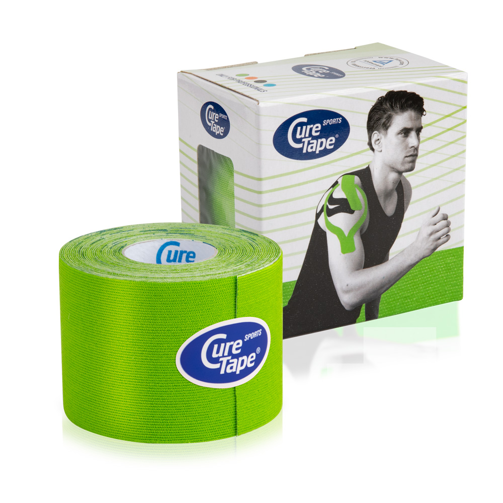 curetape-sports-groen