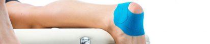 medical taping bij hielspoor | FysioTape