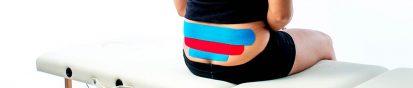 medical taping bij lage rugklachten | FysioTape