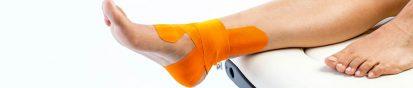 medical taping voor enkelstabiliteit | FysioTape