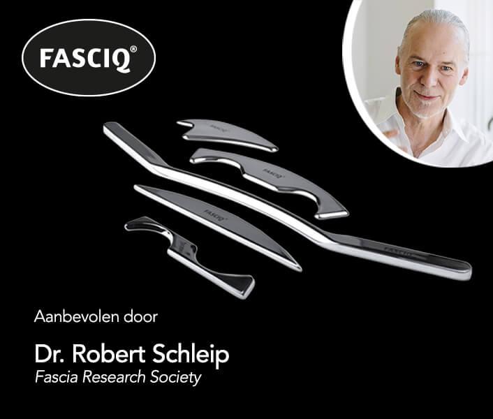 R. Schleip FASCIQ IASTM Tools